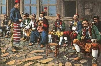 Türklerde ilk kahvehane