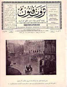 Servet-i Fünun dergisi
