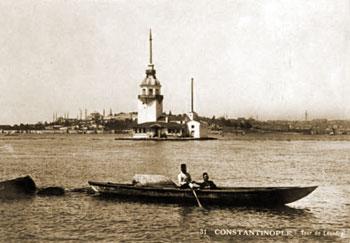 Kız Kulesi'nin tarihi