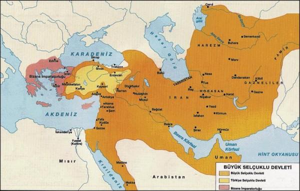 Malazgirt Meydan Savaşı'ndan sonra Bizans