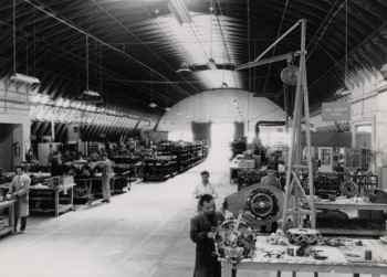 TOMTAŞ - Kayseri Tayyare Fabrikası