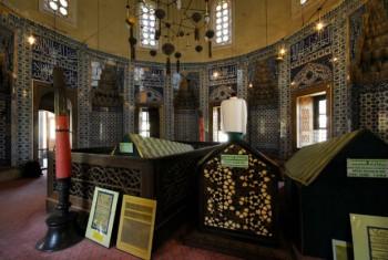 Hürrem Sultan'ın mezarı