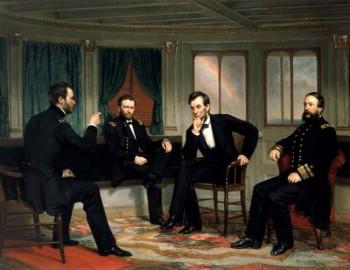 Abraham Lincoln ve Kuzeyli generaller