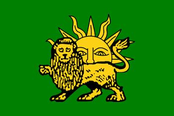 Safevi Devleti bayrağı